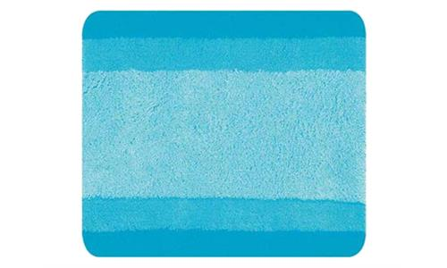 Spirella 10.09218 Balance fürdőszobaszőnyeg 55x65 cm türkiz