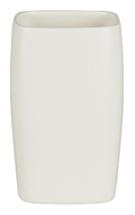 Spirella 10.08074 Retro pohár fehér - </b>RAKTÁRON