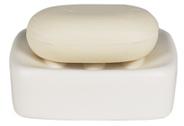 Spirella 10.08073 Retro szappantartó fehér