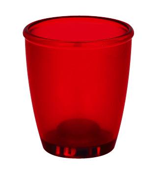 Spirella 10.06770 Toronto pohár piros