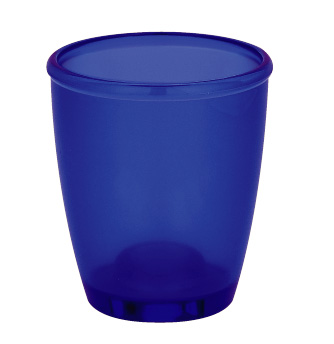 Spirella 10.06774 Toronto pohár kék - </b>RAKTÁRON