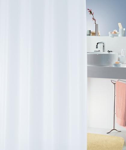 Spirella 10.24106 Bio zuhanyfüggöny fehér