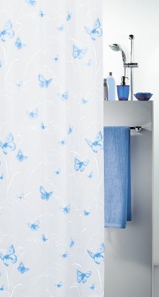 Spirella 10.28191 Butterfly zuhanyfüggöny