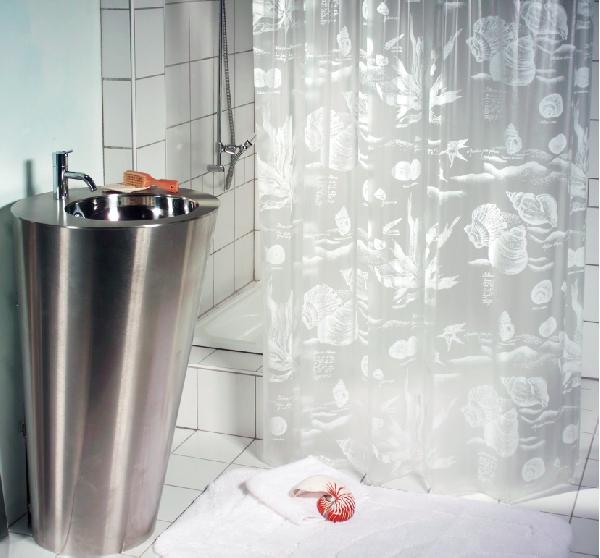 Spirella 10.31544 Riff zuhanyfüggöny