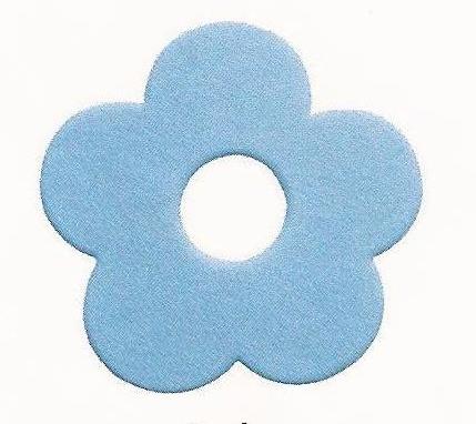 Spirella 10.07082 Funky csúszásgátló kék - </b>RAKTÁRON