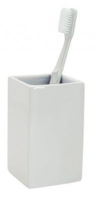 Spirella 10.00152 Quadro pohár fehér - </b>RAKTÁRON