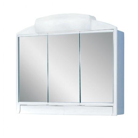 Jokey 1854130 Rano tükrös szekrény világítással