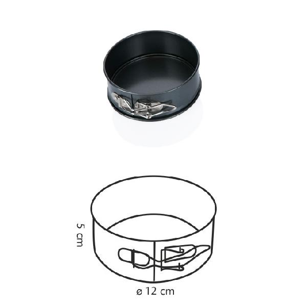 Tescoma 623246 Delícia tortaforma kerek 12 cm