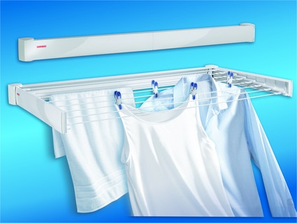 Leifheit 83305 Telegant 72 Protect ruhaszárító fehér