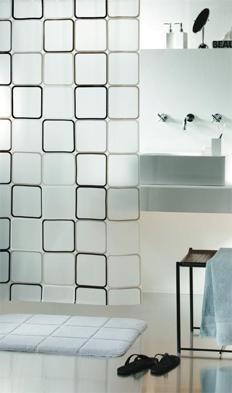 Spirella 10.01942 Frame zuhanyfüggöny
