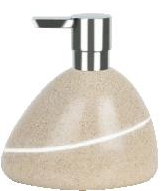 Spirella 10.14348 Etna szappanadagoló homokszín