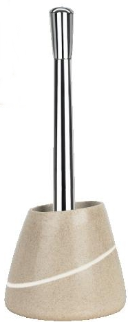 Spirella 10.14349 Etna WC-kefe homokszín