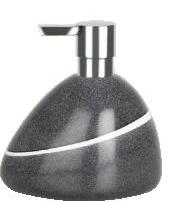 Spirella 10.13643 Etna szappanadagoló stone <span style=