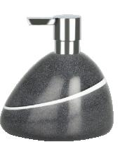 Spirella 10.13643 Etna szappanadagoló stone