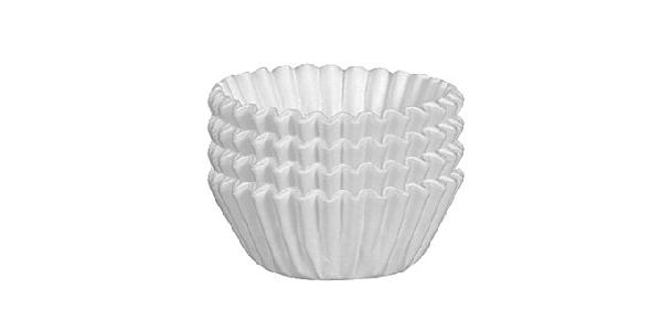 Tescoma 630630 Sütemény-muffin papír fehér