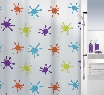 Spirella 10.16133 Splash zuhanyfüggöny