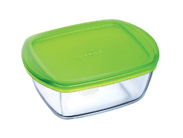 Pyrex 20107 Üvegtál + műanyag tető 2,2 l
