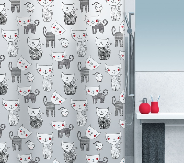 Spirella 10.15237 Mizzy zuhanyfüggöny