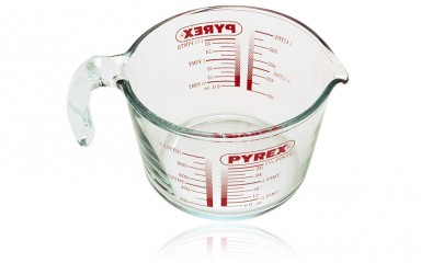 Pyrex 10632 Üveg mérőedény 1000 ml