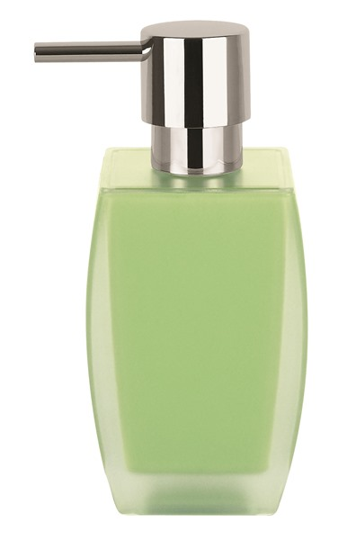 Spirella 10.16101 Freddo szappanadagoló zöld