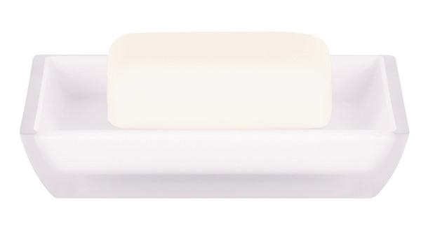 Spirella 10.16090 Freddo szappantartó fehér