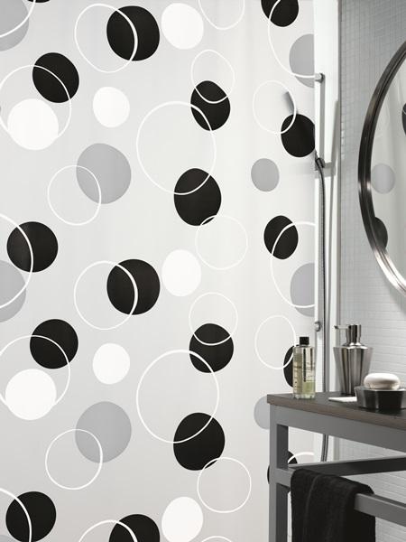 Spirella 10.13043 Bubble zuhanyfüggöny