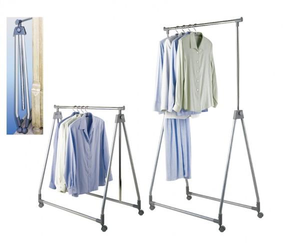 Wenko ruhaállvány összecsukható 916612