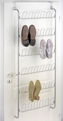 Wenko ajtóra szerelhető cipőtartó 500224