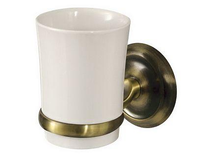 Bisk 00407 Deco pohár fali tartóval