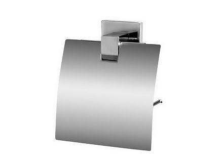Bisk 01473 Arktic WC-papír tartó fedeles