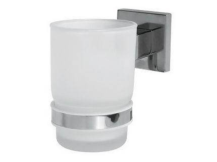 Bisk 01465 Arktic pohár fali tartóval