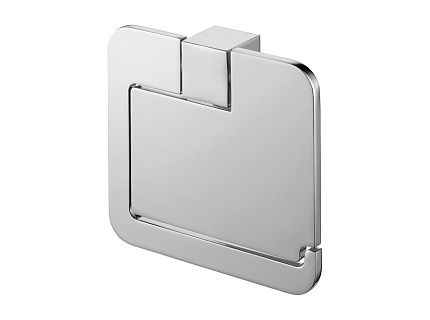 Bisk 02991 Futura WC-papír tartó fedeles