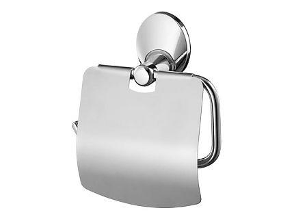 Bisk 03106 Emotion WC-papír tartó fedeles