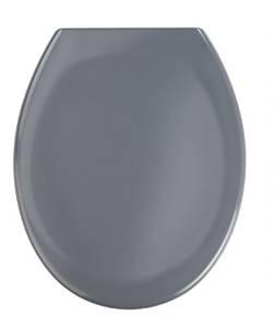 Wenko 196571 WC ülőke, Ottana sötét szürke