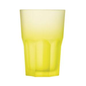 Luminarc 10788 Techno pohár sárga - </b>RAKTÁRON