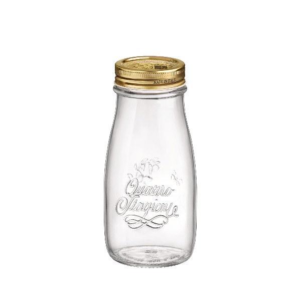 Bormioli Rocco 72475 Üveg csavaros 0,4 liter