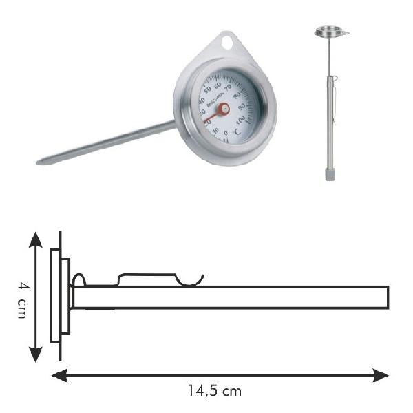 Tescoma 636152 Univerzális hőmérő