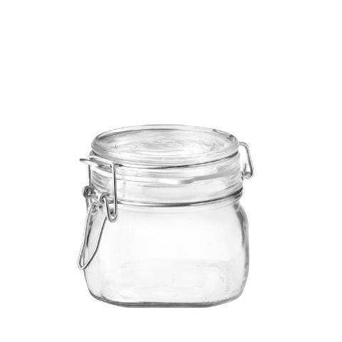 Bormioli Rocco 72498 Befőttes üveg 500ml