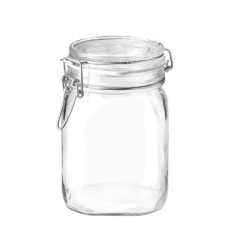 Bormioli Rocco 72500 Befőttes üveg 1 liter
