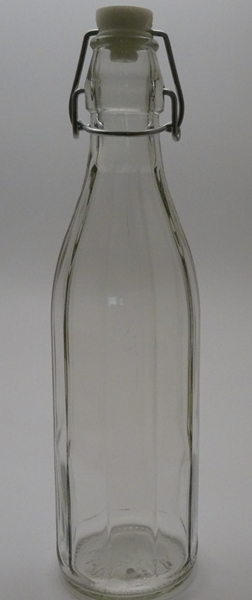 A-Cerve 02817 Csatos üveg bordázott 0,5 liter
