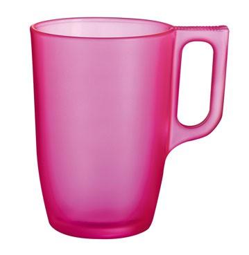 Luminarc 10782 Techno bögre pink