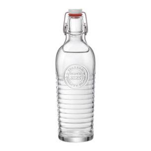 Bormioli Rocco 02816 Csatos üveg 1,2 l Officina 1825