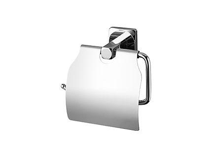 Bisk 04857 Ice WC-papír tartó fedeles