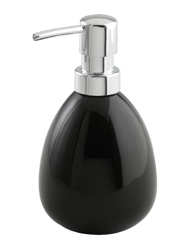 Wenko 178430 Polaris szappanadagoló fekete