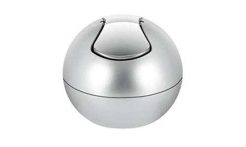 Spirella 10.14973 Bowl kozmetikai szemetes ezüst