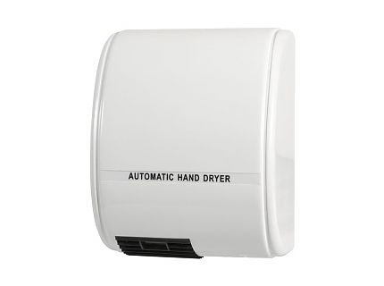 Bisk 00194 automata kézszárító fehér - </b>RENDELHETŐ