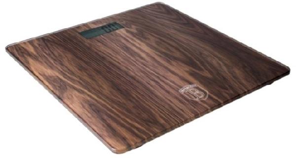 Berlinger Haus BH-9009 Wood digitális személymérleg