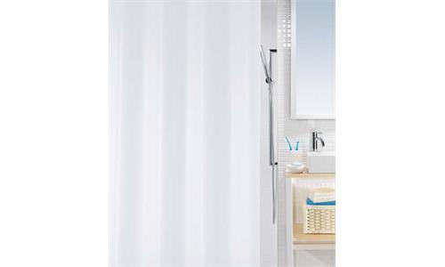 Spirella 10.25900 Bio zuhanyfüggöny, fehér