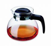 Simax 3942 Üvegkancsó, teáskanna 2,3 liter fekete