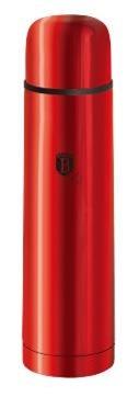 Berlinger Haus BH-1753N Termosz 0,75 l piros